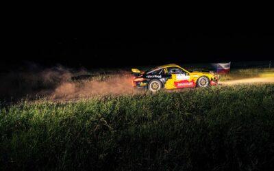 AGROTEC PETRONAS rally 2018 na ČT Sport