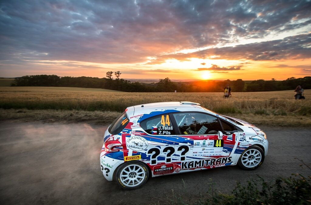 Peugeot Rally Cup v Hustopečích – Návrat loňského vítěze.