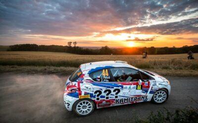Peugeot Rally Cup v Hustopečích – Návrat loňského vítěze