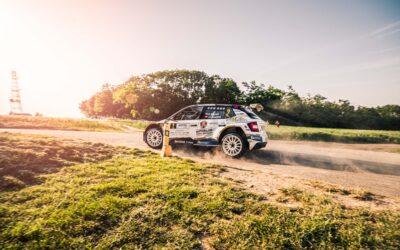 Po první etapě XV. Agrotec Petronas Rally jsou v čele Mareš s Hlouškem