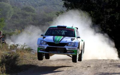 Škoda Motorsport v Hustopečích v plné síle