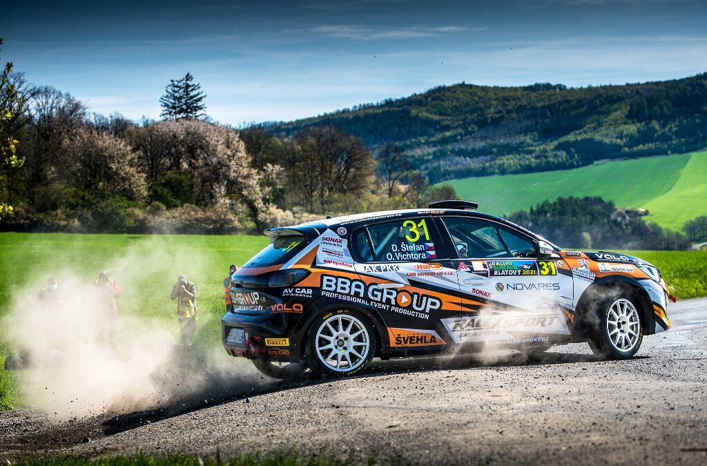 Hustopeče slibují žhavé souboje v Peugeot Cupu