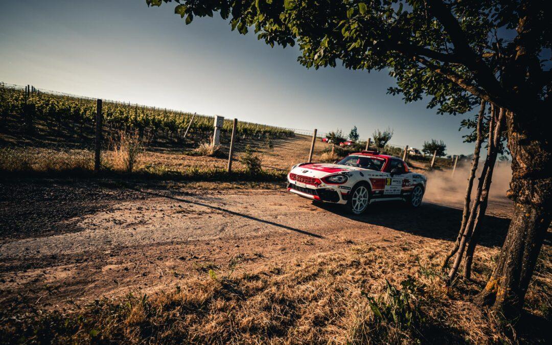 Pozvánka na Barum Czech Rally Zlín 2021